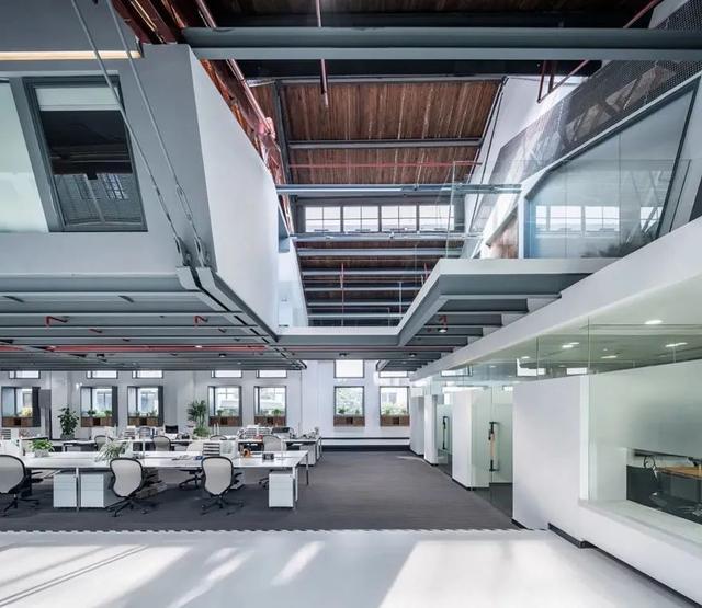 旧厂房改造创意办公室,究竟有何魅力?