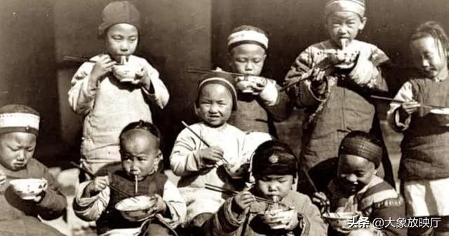 百年前的人物栩栩如生,珍贵罕见的清末照片