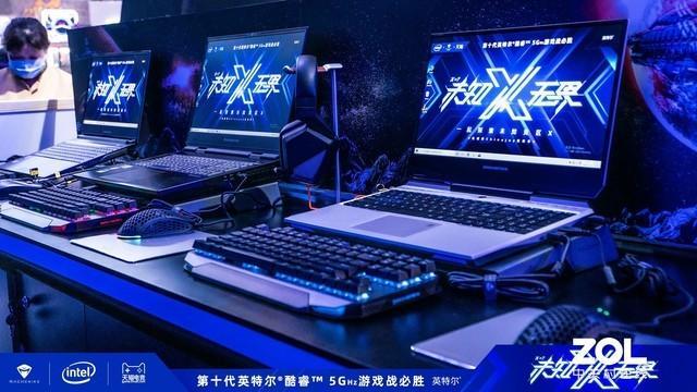 2020ChinaJoy机械师展台嗨爆全场 年度旗舰电竞本震撼发布