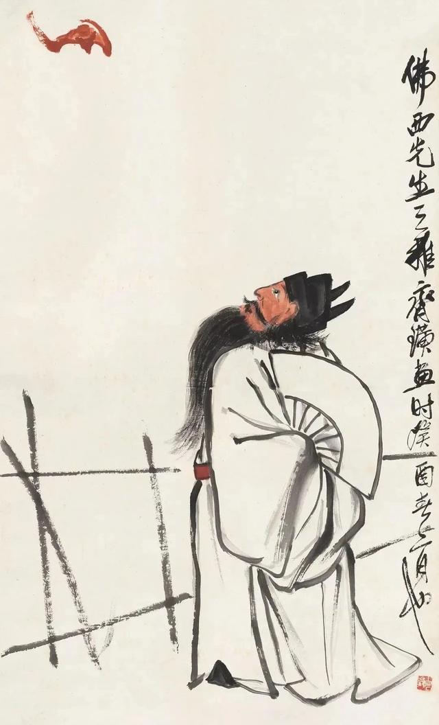 齐白石老人的画最懂百姓的心,画面寓意吉祥内容通俗易懂