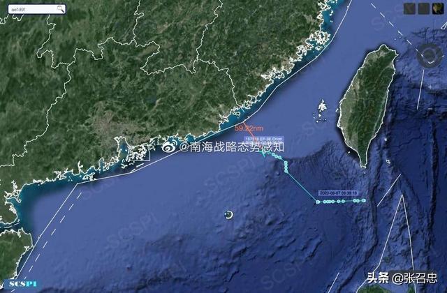 美军侦察机又抵近广东海岸100公里处,是否会继续得寸进尺?