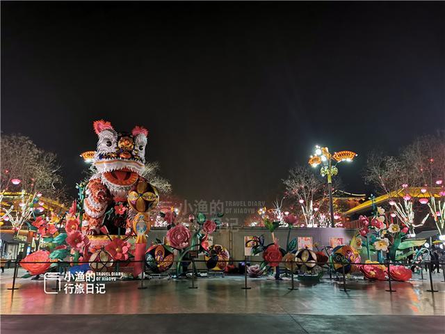 西安大唐不夜城步行街