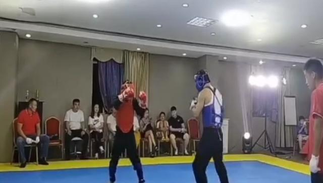 传统武术再出败仗!咏春大师余昌华被三回合TKO击倒
