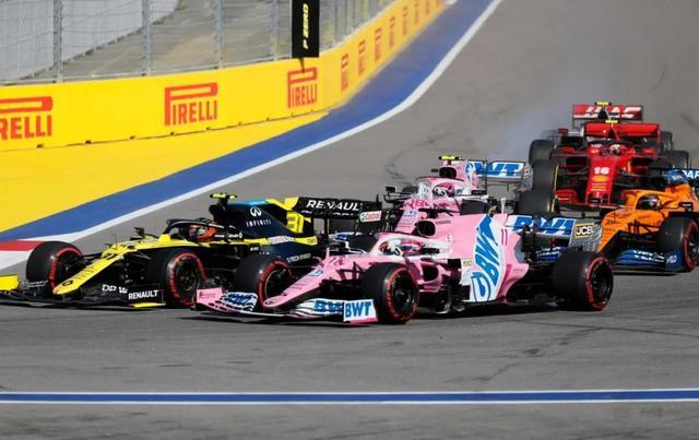 法拉利加入战斗!F1车队年度第三之争进入白热化