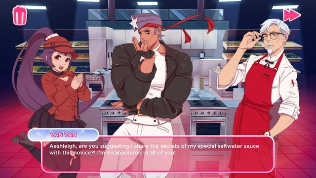 肯德基将推出恋爱游戏,成为KFC老板娘指日可待 Steam 游戏资讯 第4张