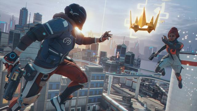 育碧新作大逃杀类游戏《超猎都市》即将上线
