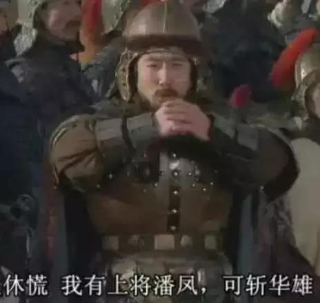 上将潘凤是吹的 ?潘凤的武力到底有多强