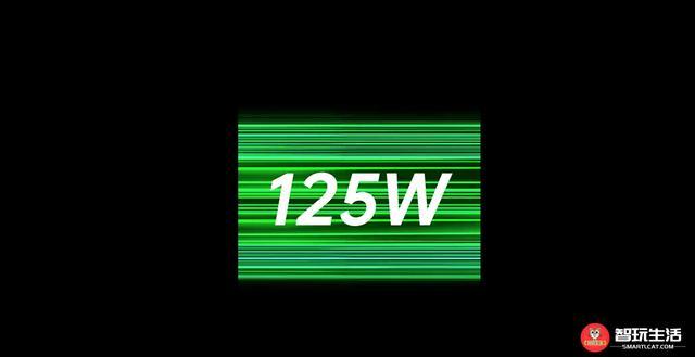 比苹果iPhone12快了六倍还多 安卓手机实现最高125W快充方案