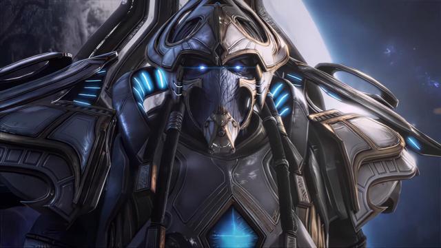 《星际争霸》阿塔尼斯的背景到底有多强大?老师是高阶圣堂武士