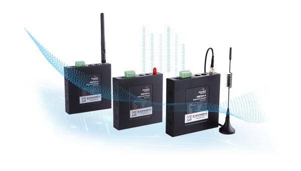 基于4G工业采集网关的二次供水泵站远程监测应用