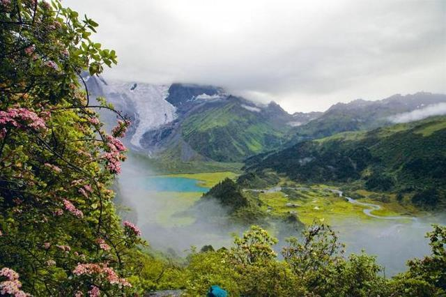 西藏冒险王拍摄美景