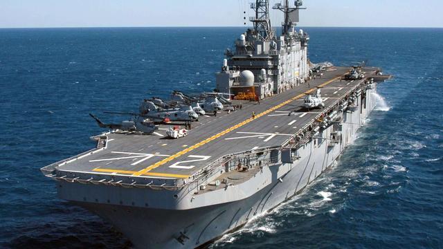 卡萨布兰卡号护航航母战史
