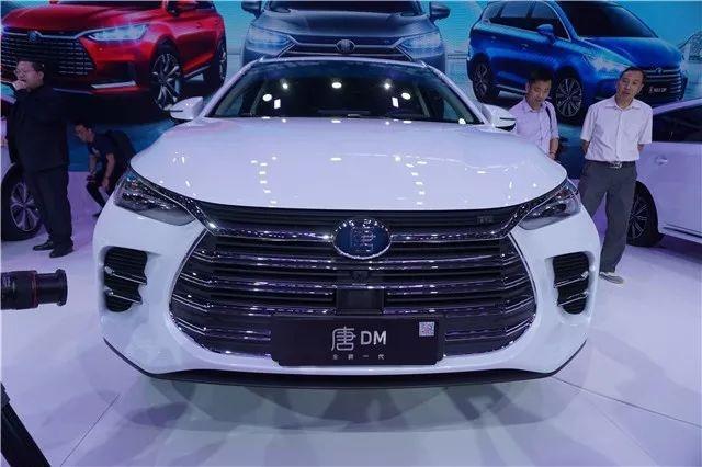 大七座SUV 2.0T发动机 售价12.99万起 比亚迪全新一代唐了解下