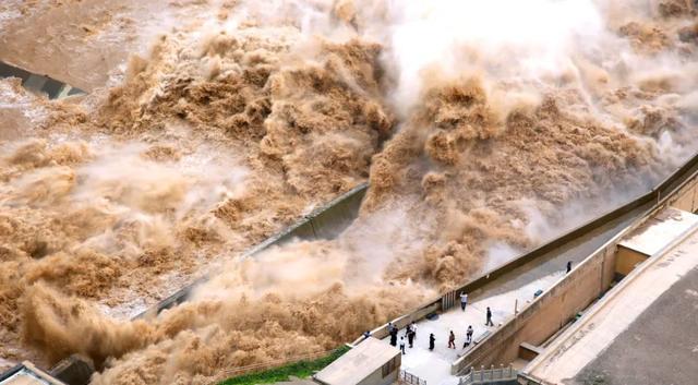 郑州黄河大坝最新视频