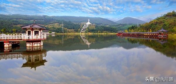 周末一起来重庆永川博物馆,看恐龙,去神女湖观远山赏湖水!