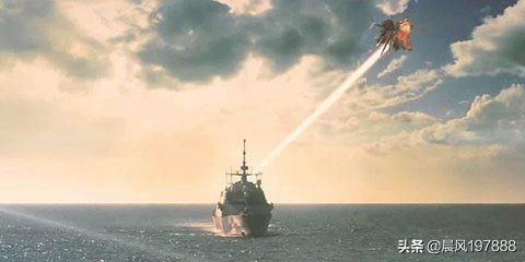 科幻武器HELIOS激光炮将投入实战