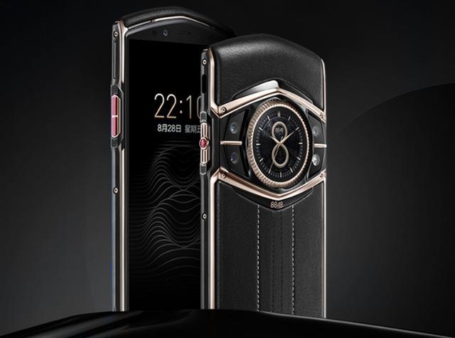 钛金手机最贵多少钱