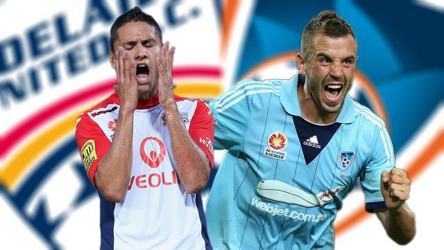 澳洲甲8-6 17:30 阿德莱德联vs悉尼FC,悉尼FC胜利在