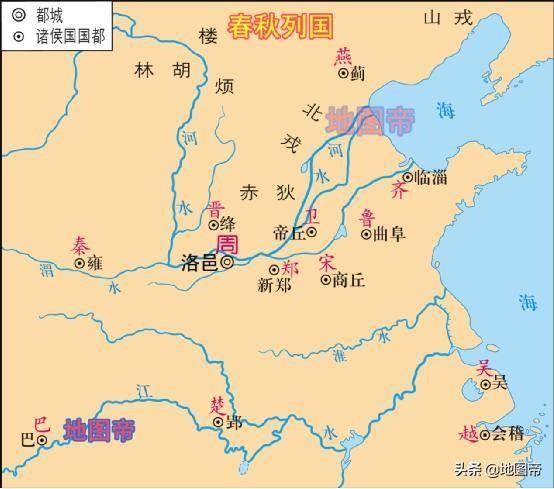 孔子周游列国的历史故事_瑞文网