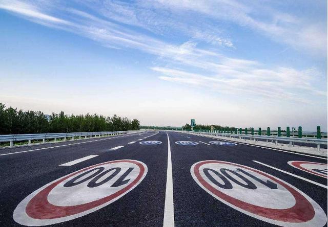 运城司机们注意了!运风高速永济到风陵渡路段限速有改变!8月10日起实施