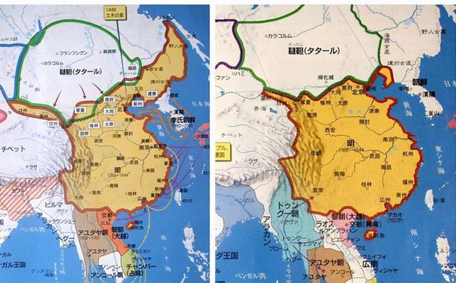 中国地图完整版