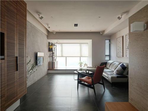 两室两厅80平米