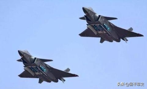 歼-20隐形战机:换装了三种不同航发,WS-15赋予其超音速巡航能力
