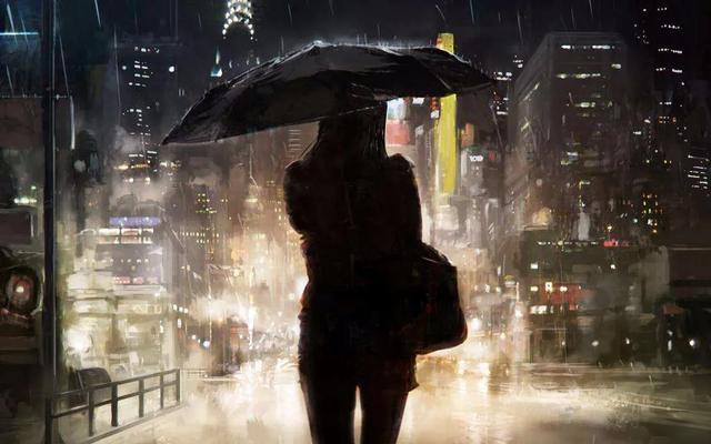 人到中年,学会为自己撑伞