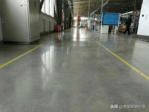 工厂车间里的地面用什么方法处理最好