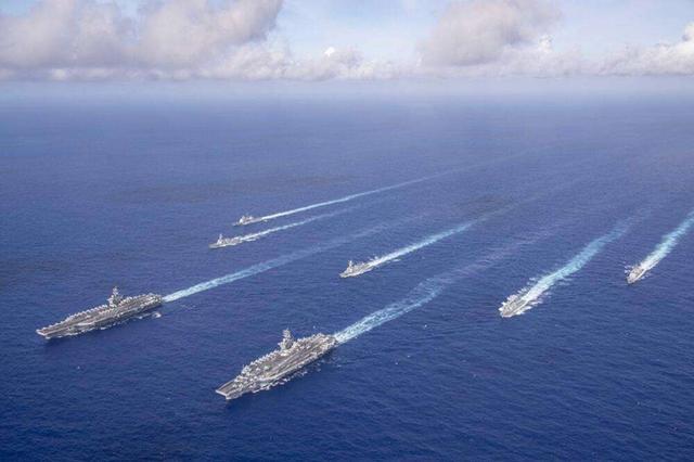又来撒野,美军欲在亚太部署上百枚中导?国防部:绝不会坐视不管