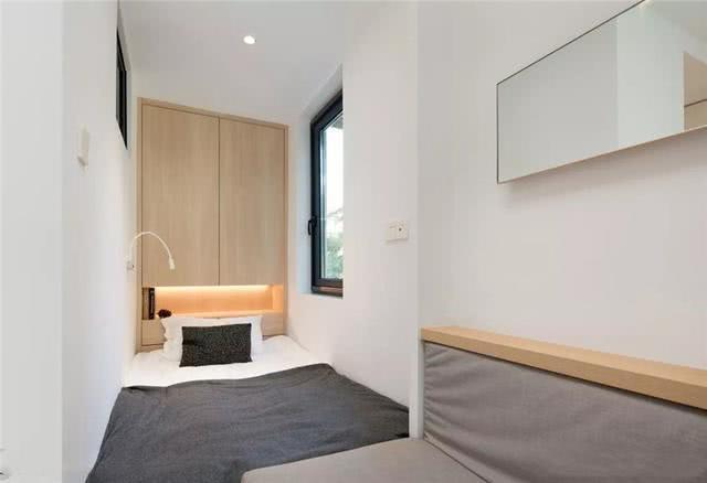 30平方米装修两室一厅