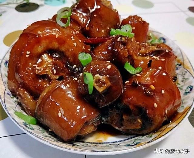 【步骤图】红烧猪尾巴的做法_红烧猪尾巴的做法步骤_菜谱_下厨房