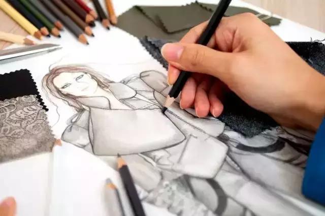 服装画手绘图教学