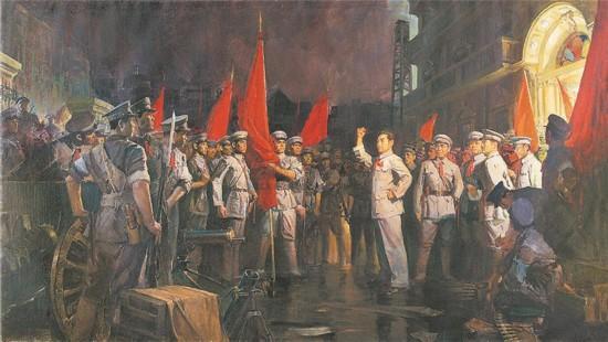 八一南昌起义:中国共产党创建人民军队的开始
