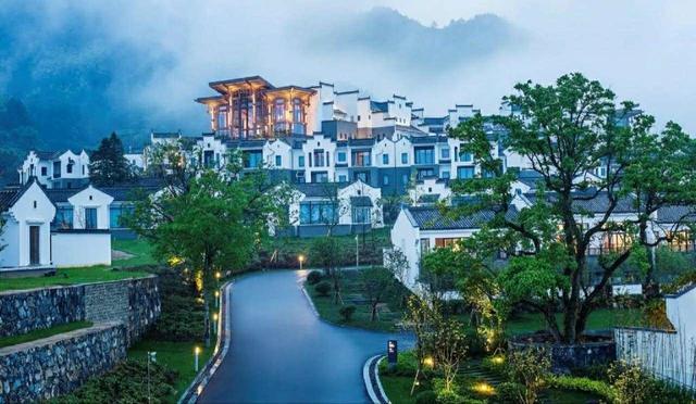 打卡中国顶级奢华酒店:黄山篇
