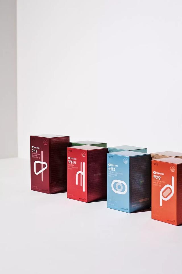 药品包装设计技巧及高颜值设计作品欣赏