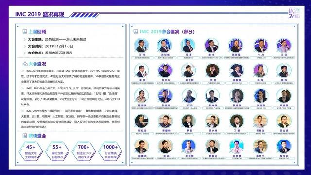 IMC 2020第二届中国(华南)塞班岛业CIO塞班岛