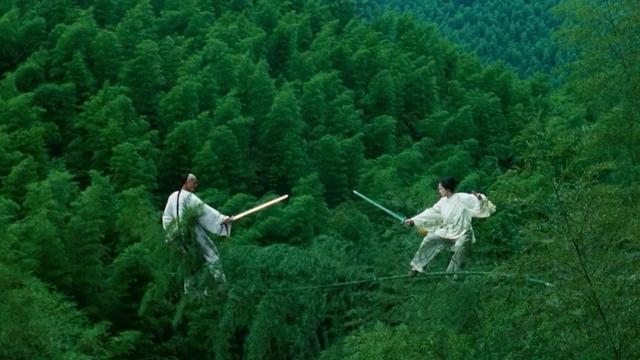 深度解读《卧虎藏龙》:李安那柄青冥剑,终究还是给了玉娇龙