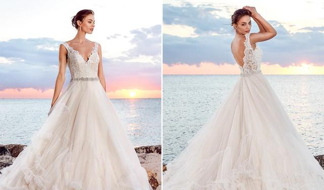 新娘礼服大全!新娘结婚当天需准备几套婚纱礼服?