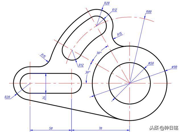 CAD画平面图的步骤图解_百分百知识分享平台