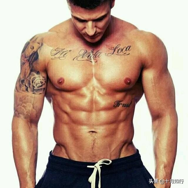 練腹肌不能一成不變,抓住重點適度改變,4個動作練出完美腹肌