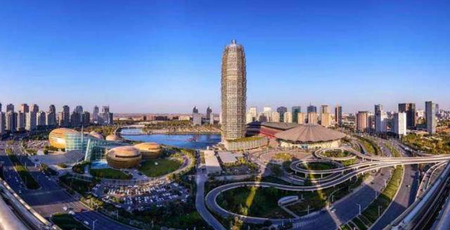 郑州东区玉米楼的来历