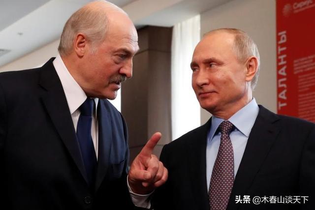 抓俄国雇佣兵 白俄罗斯终于怒了!怕变成下一个乌克兰
