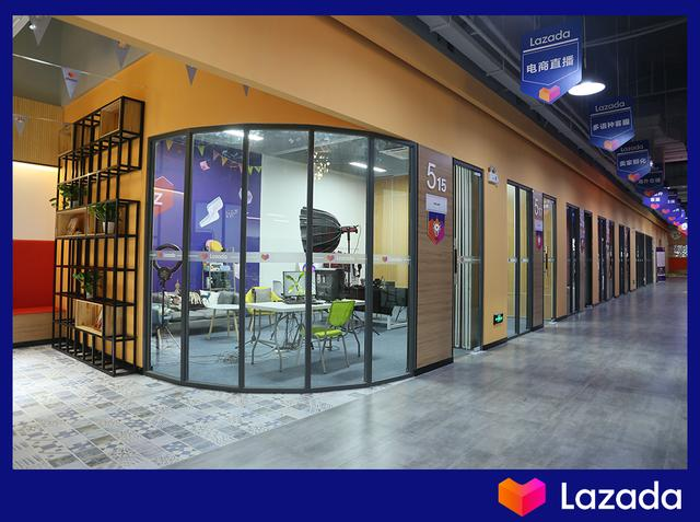 """阿里""""春雷""""响西南:Lazada首个跨境创新中心在南宁启用,助力""""桂商""""发力小语种直播市场"""