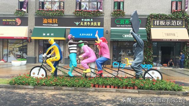 曲阳石雕十八罗汉雕塑