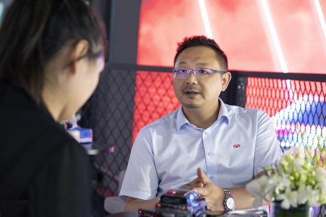 「独家专访」凯翼汽车销售有限公司副总经理陈剑