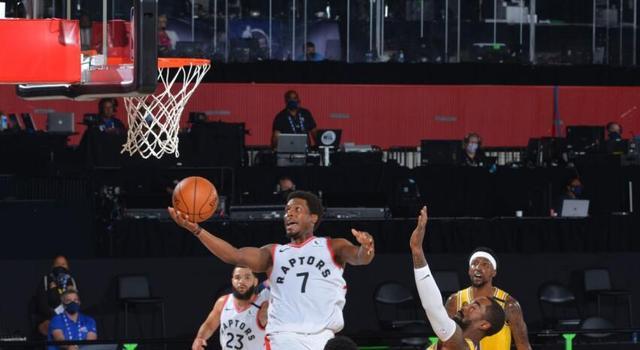 33+14+6!湖人5大後衛慘遭Lowry打爆,球迷:如果Bradley不缺陣,他拿不到30分!(影)-黑特籃球-NBA新聞影音圖片分享社區