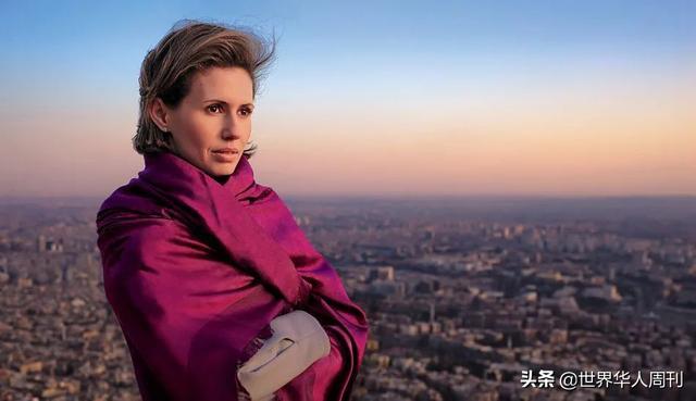 叙利亚最漂亮的妻子