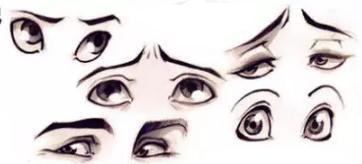 动漫漫画人物脸型的画法分享_腾讯网
