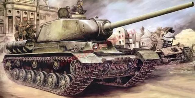 通向胜利的红色钢铁厉器------斯大林2重型机甲 - Yuan... - 简书